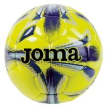 JOMA Dali Soccer Ball Flour/Navy  (Choice of Sizes + Discounts on Multiple Balls ordered)